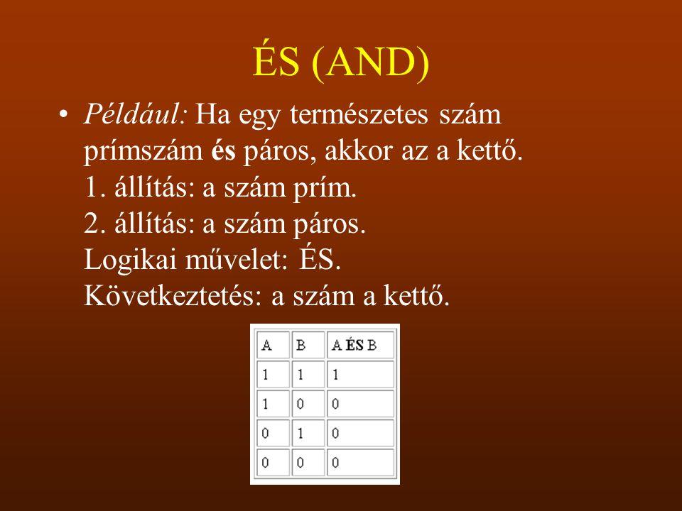 ÉS (AND)