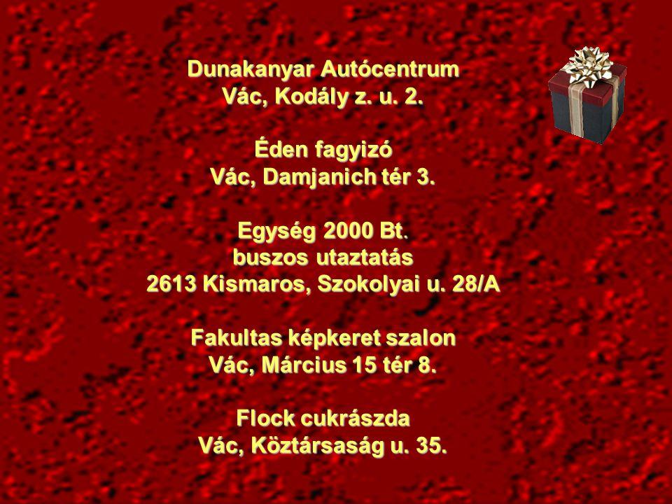 2613 Kismaros, Szokolyai u. 28/A