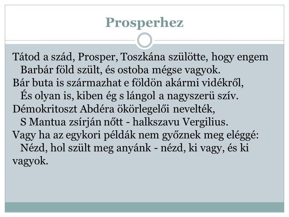 Prosperhez
