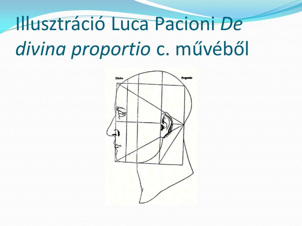 Illusztráció Luca Pacioni De divina proportio c. művéből