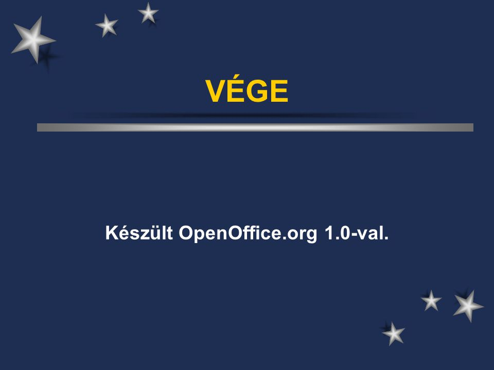 Készült OpenOffice.org 1.0-val.