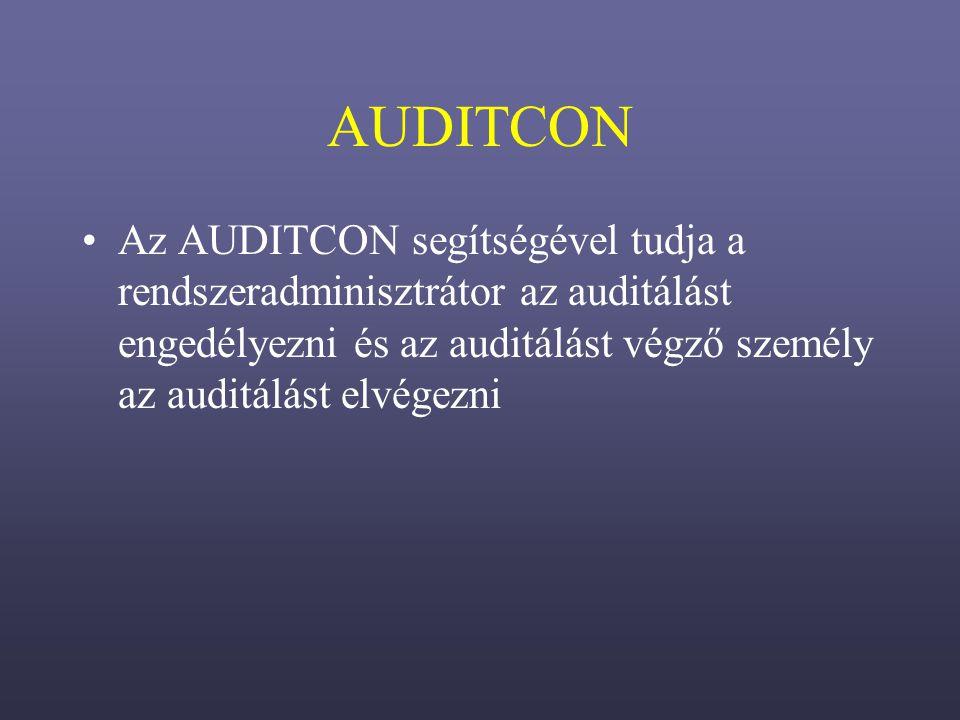 AUDITCON
