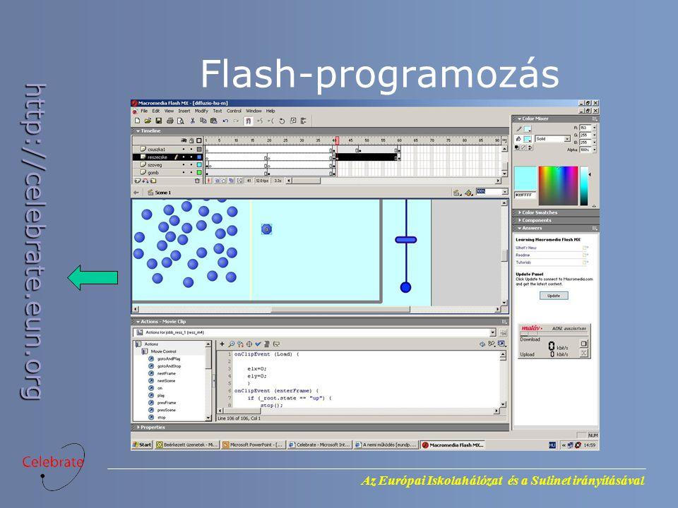 Flash-programozás