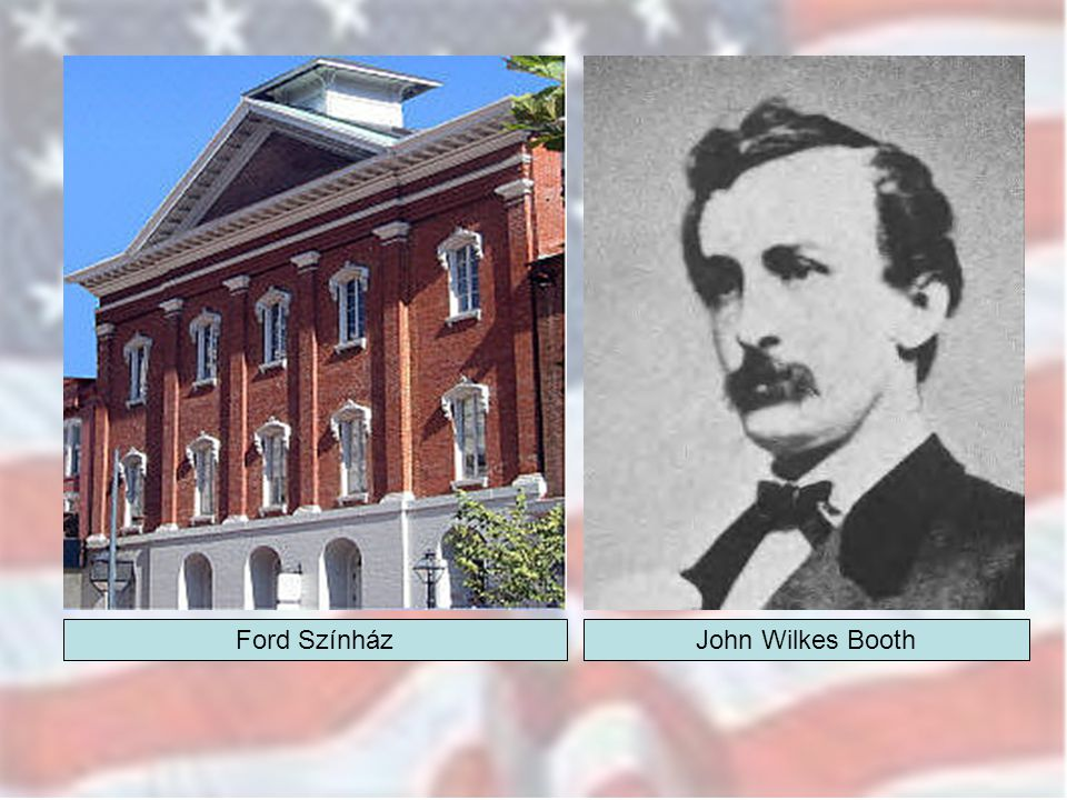 Ford Színház John Wilkes Booth