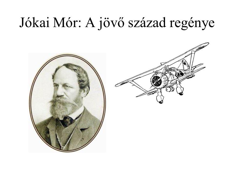 Jókai Mór: A jövő század regénye
