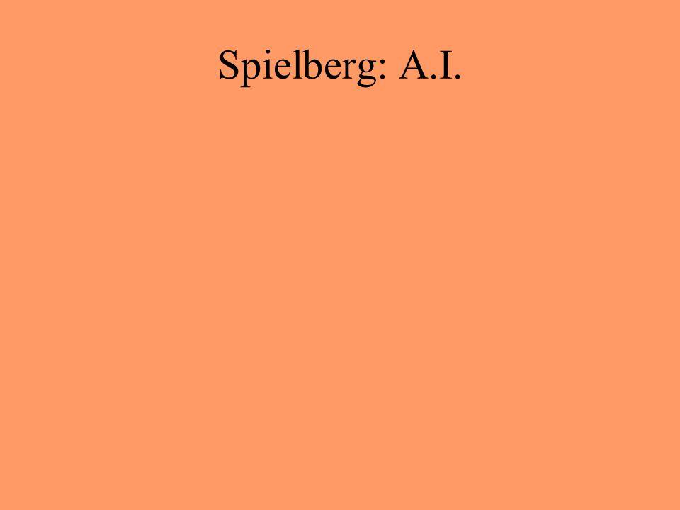 Spielberg: A.I.