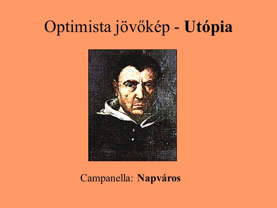 Optimista jövőkép - Utópia