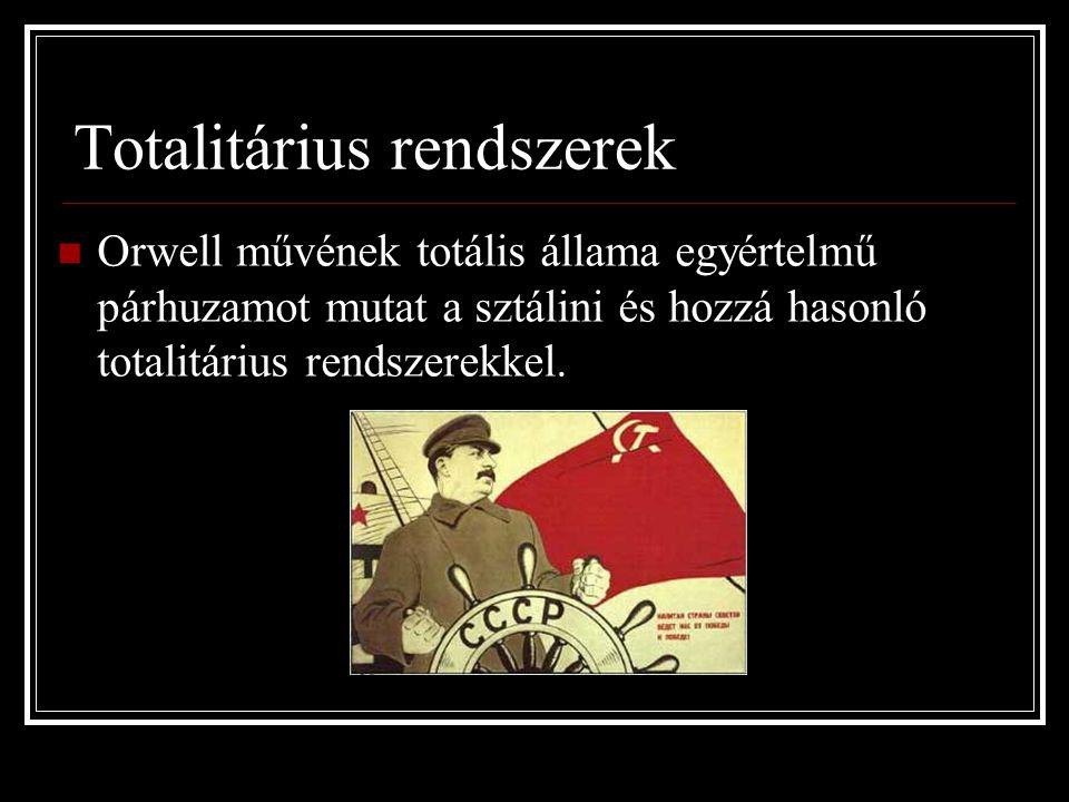 Totalitárius rendszerek