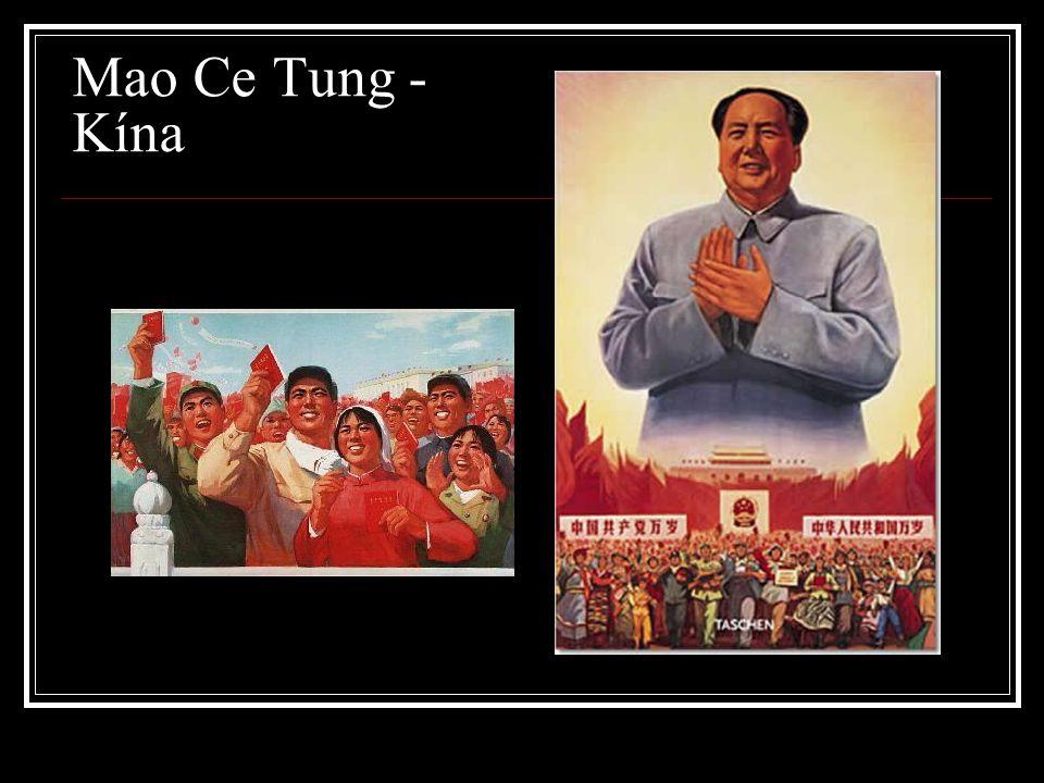 Mao Ce Tung - Kína