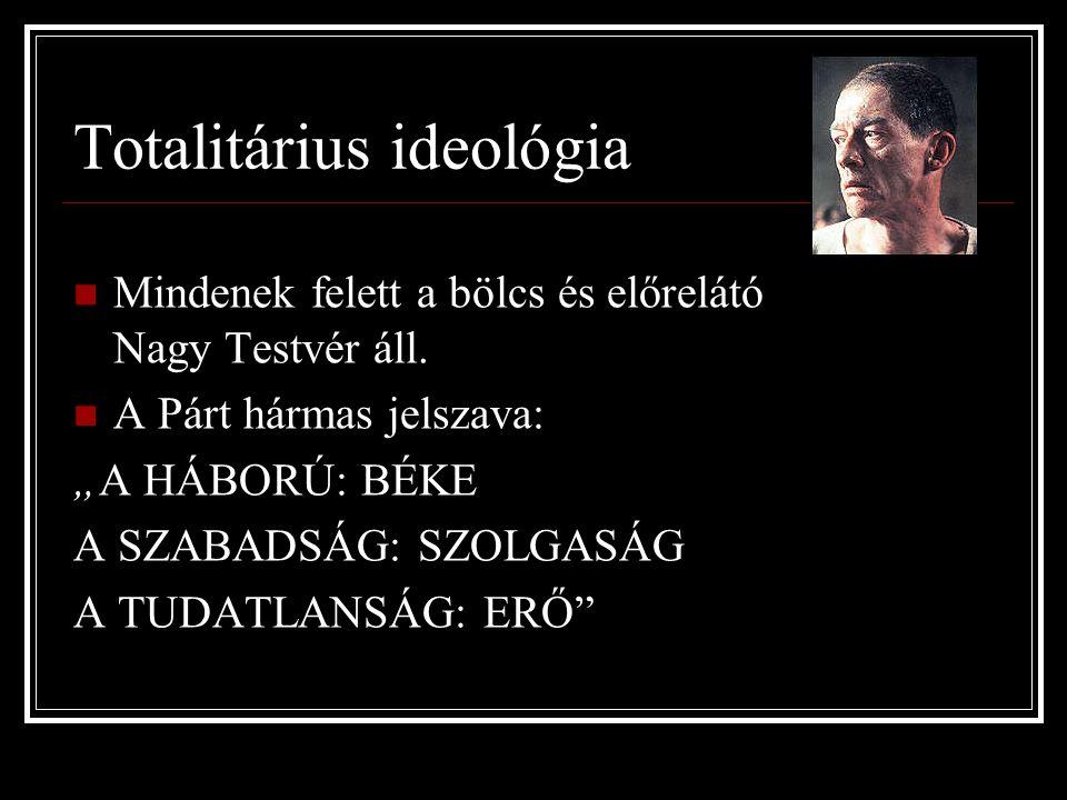 Totalitárius ideológia