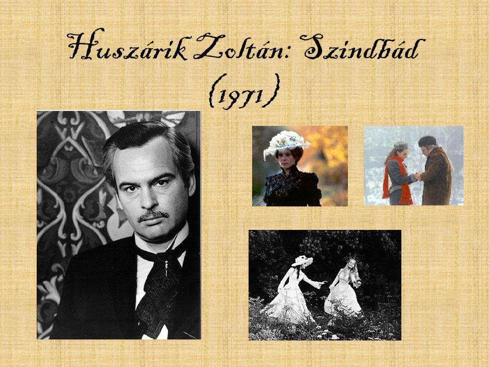 Huszárik Zoltán: Szindbád (1971)