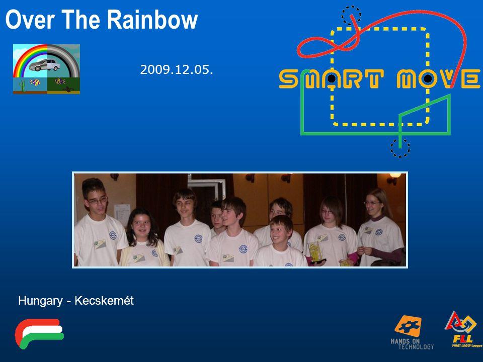 Over The Rainbow 2009.12.05. Hungary - Kecskemét