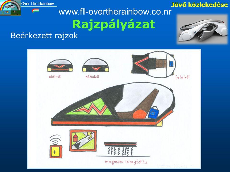 Rajzpályázat www.fll-overtherainbow.co.nr Beérkezett rajzok
