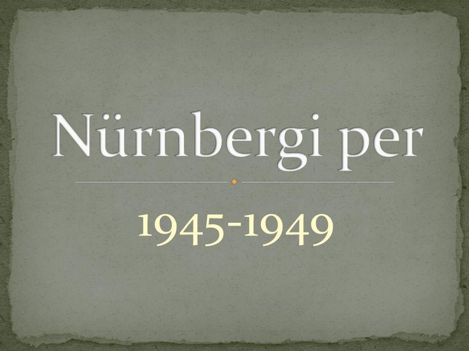 Nürnbergi per 1945-1949