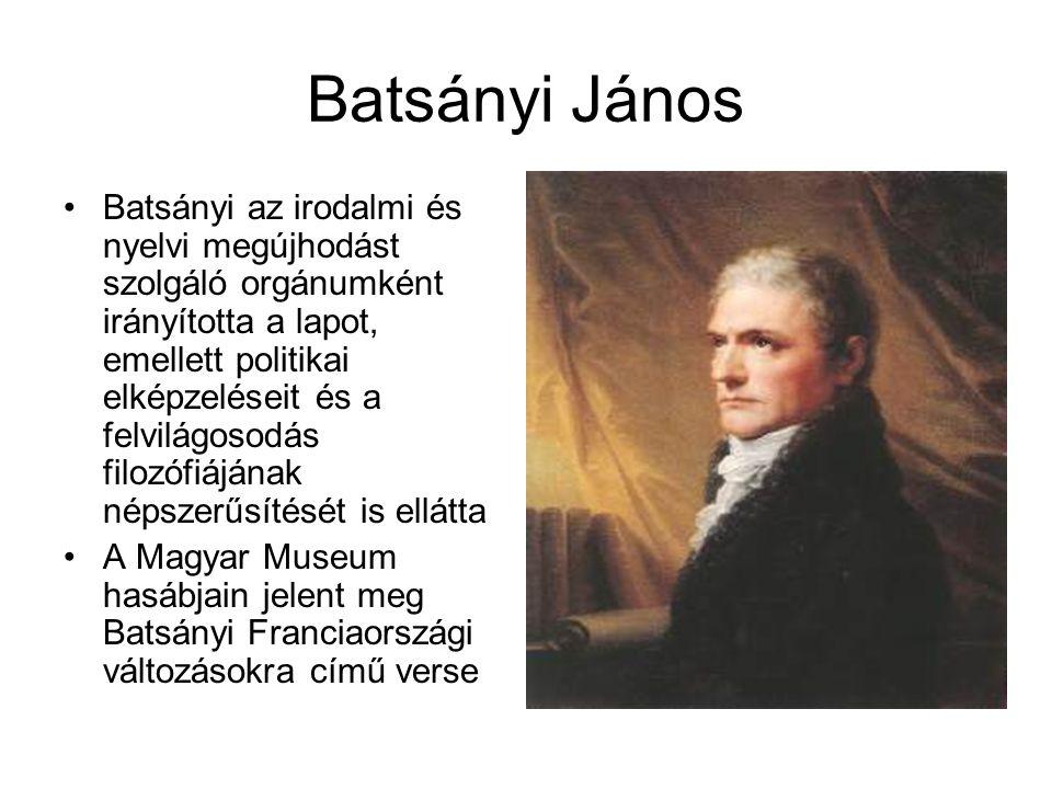 Batsányi János