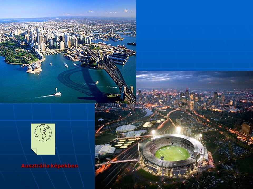 Ausztrália képekben