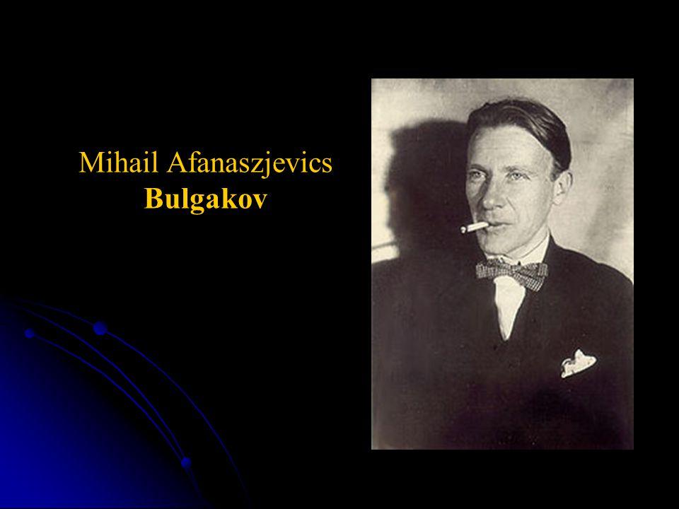 Mihail Afanaszjevics Bulgakov