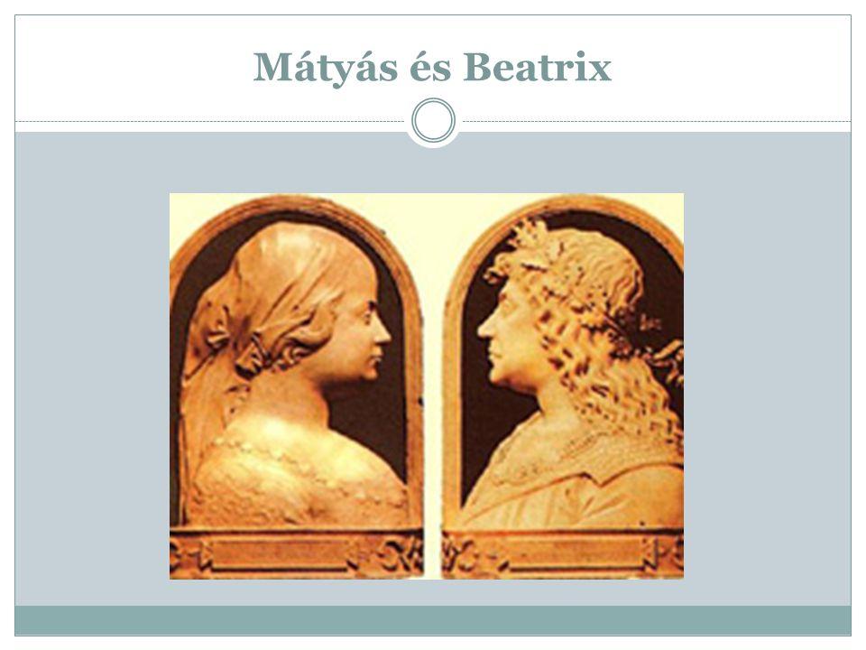 Mátyás és Beatrix