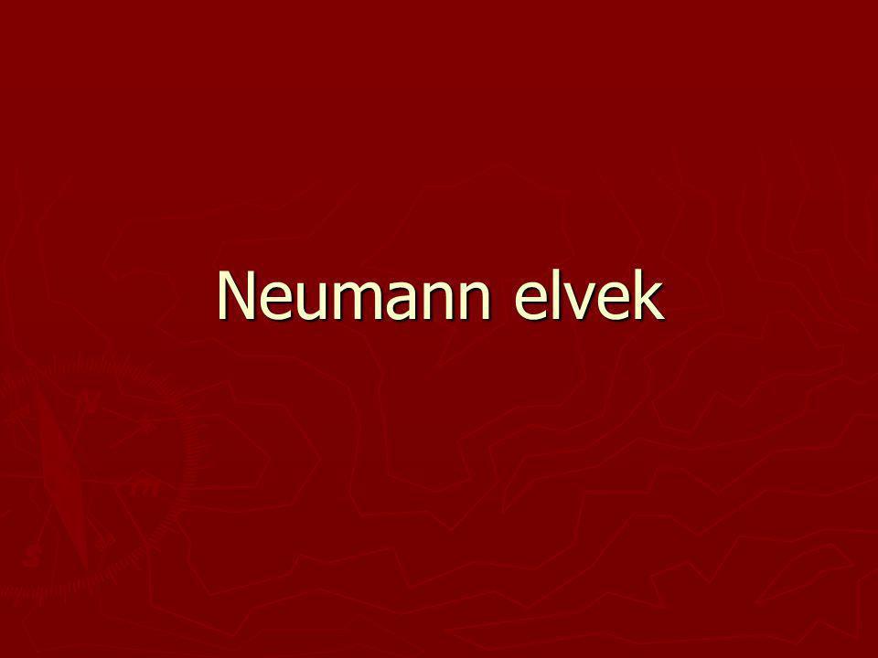 Neumann elvek