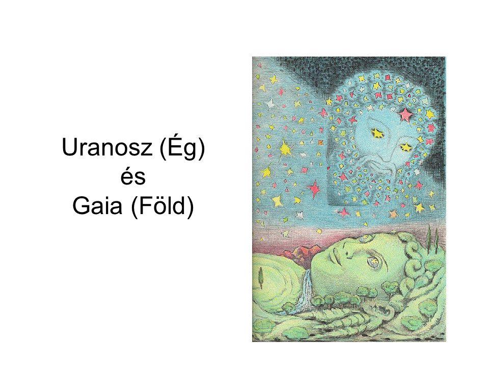 Uranosz (Ég) és Gaia (Föld)