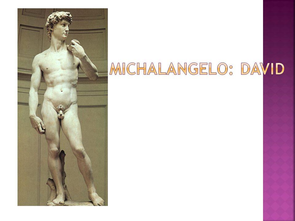 Michalangelo: David