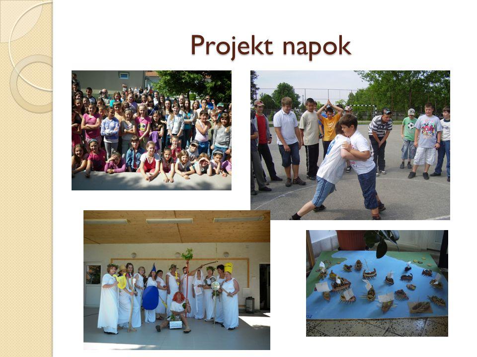 Projekt napok