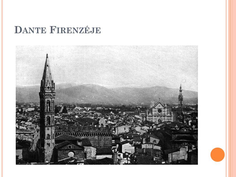 Dante Firenzéje