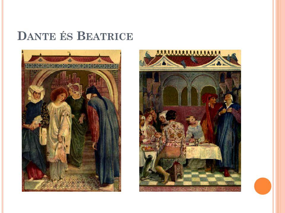Dante és Beatrice