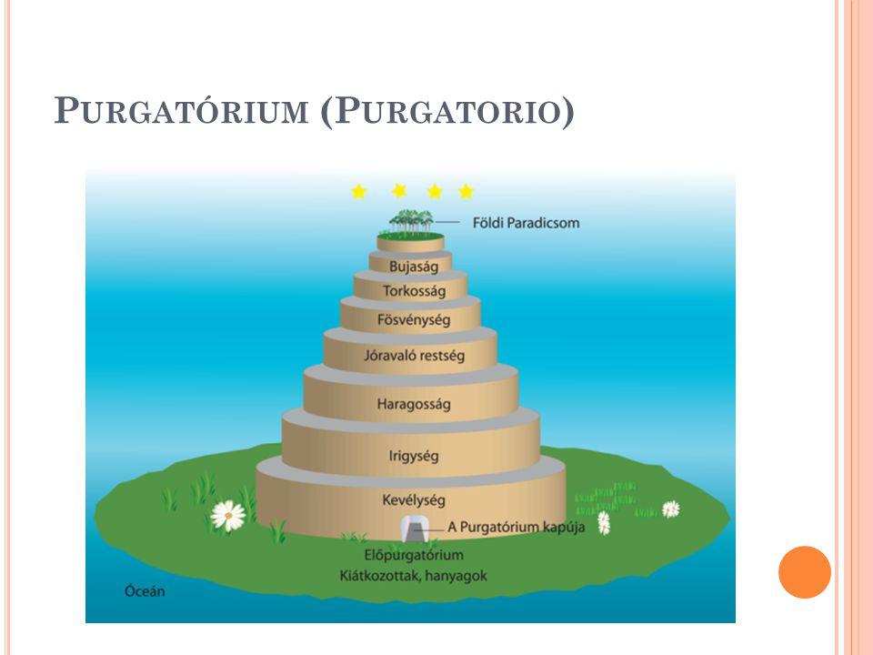 Purgatórium (Purgatorio)