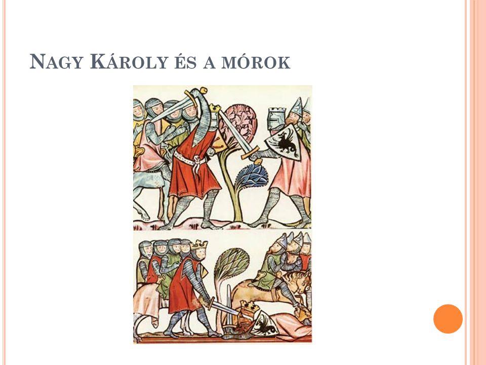 Nagy Károly és a mórok