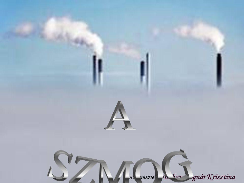 A SZMOG Szerkesztette: Babay-Bognár Krisztina
