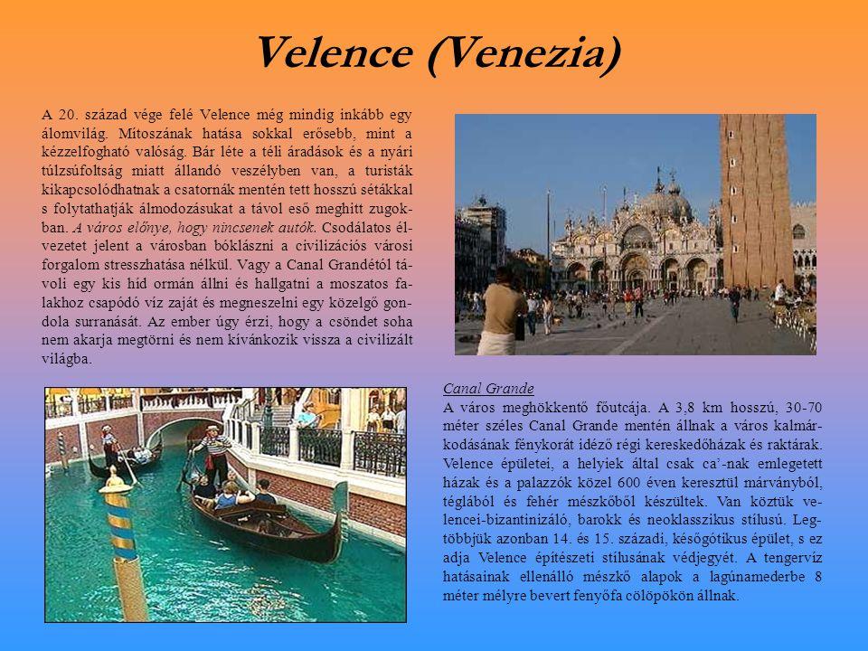 Velence (Venezia)