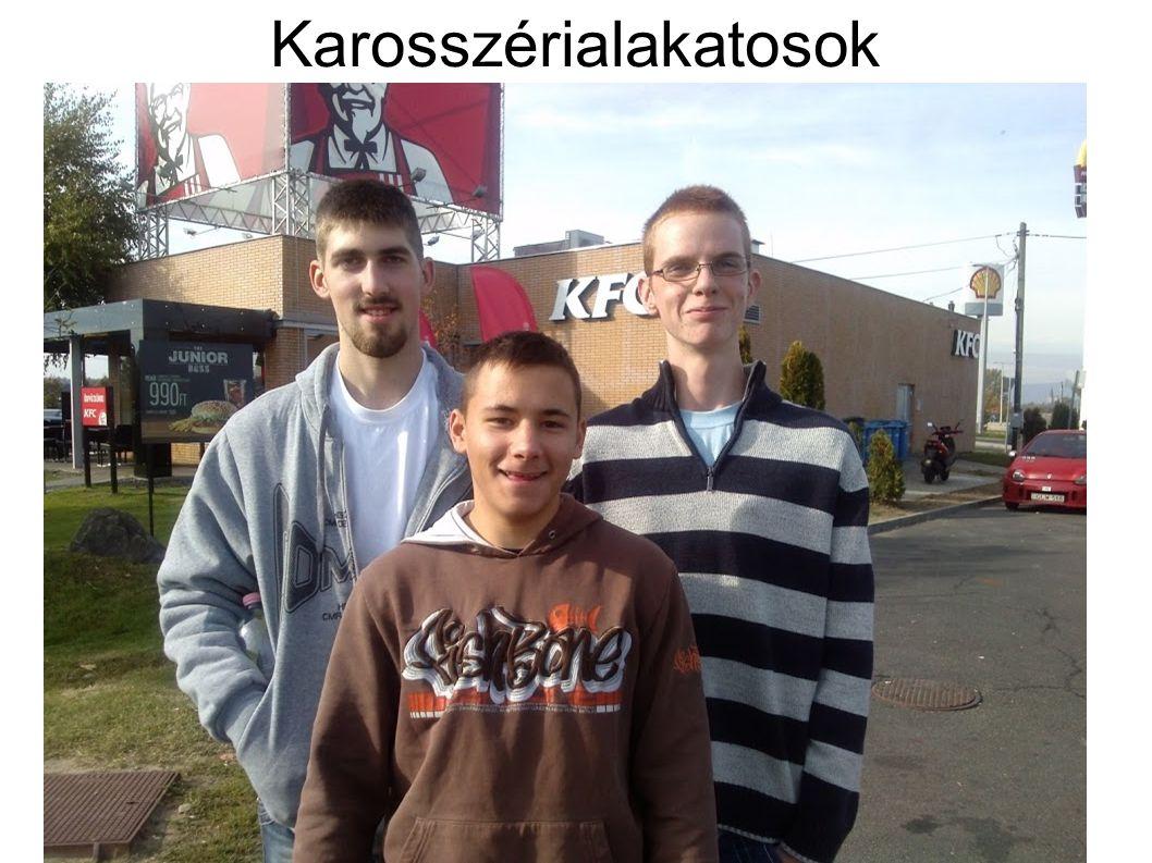 Karosszérialakatosok