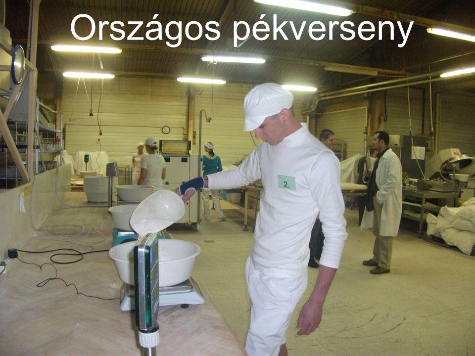 Országos pékverseny