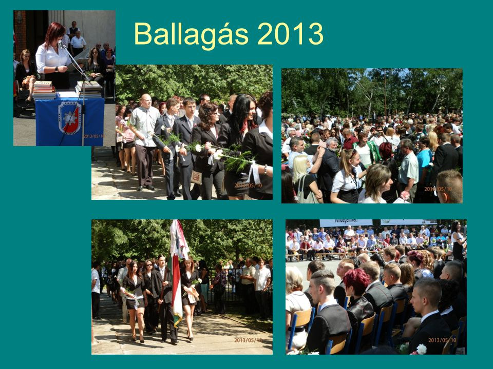 Ballagás 2013