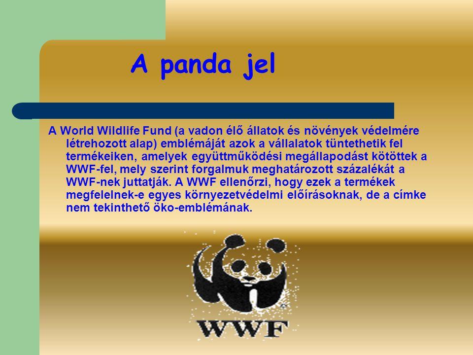 A panda jel