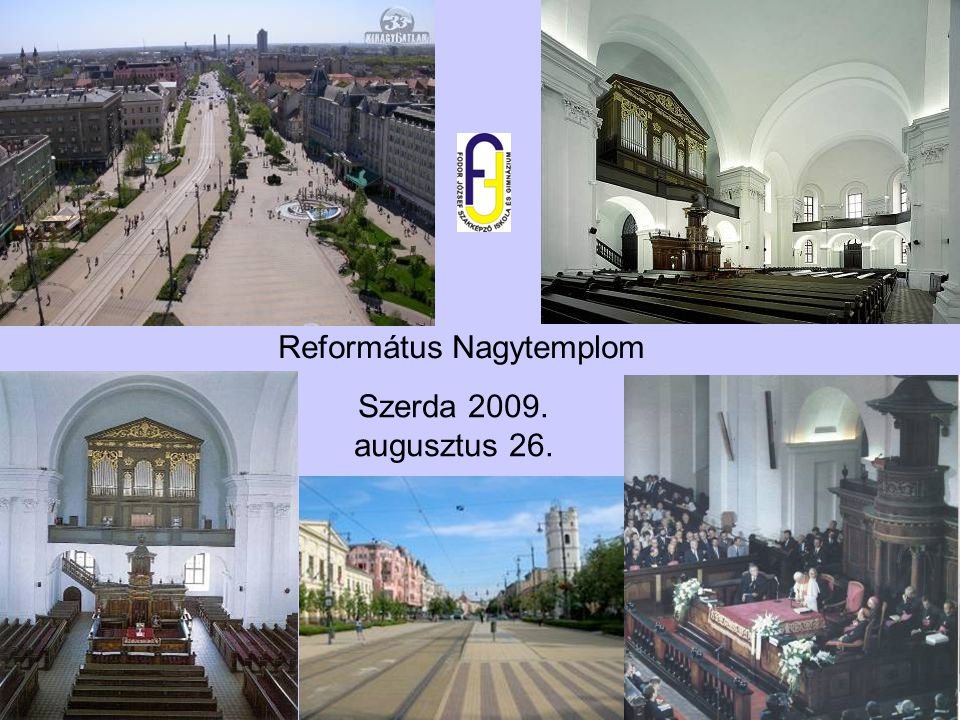 Református Nagytemplom