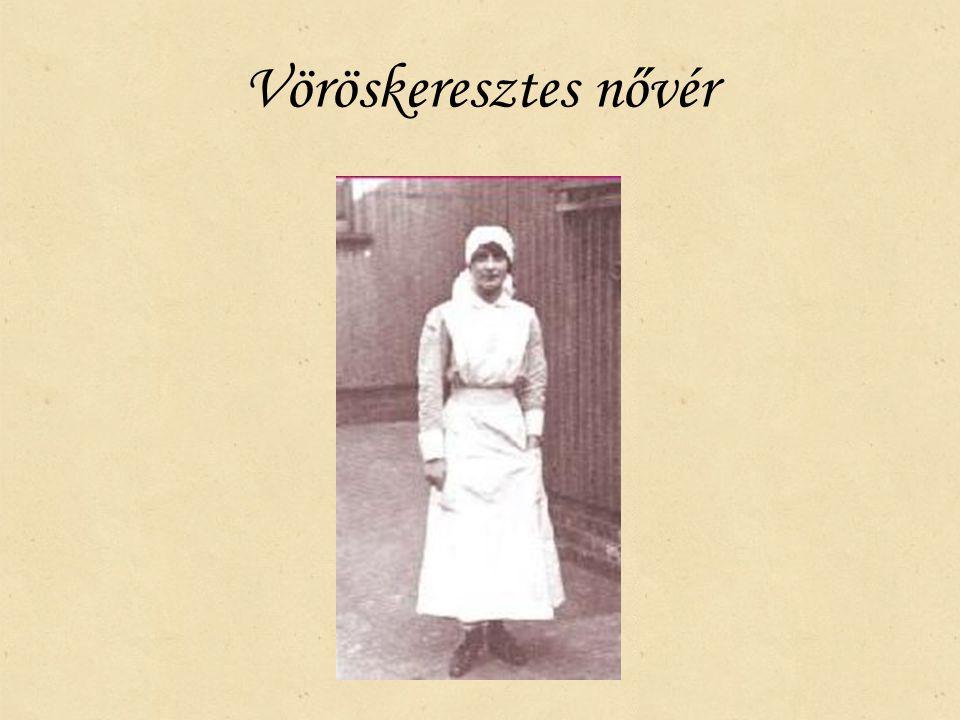 Vöröskeresztes nővér