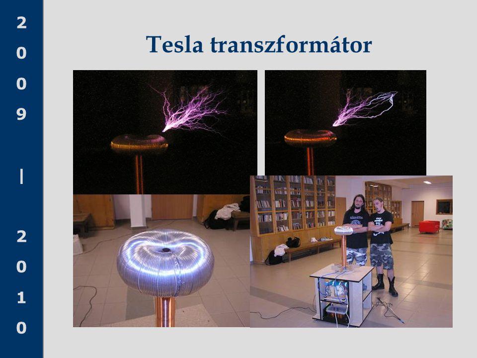 Tesla transzformátor