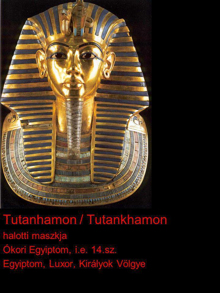 Tutanhamon / Tutankhamon