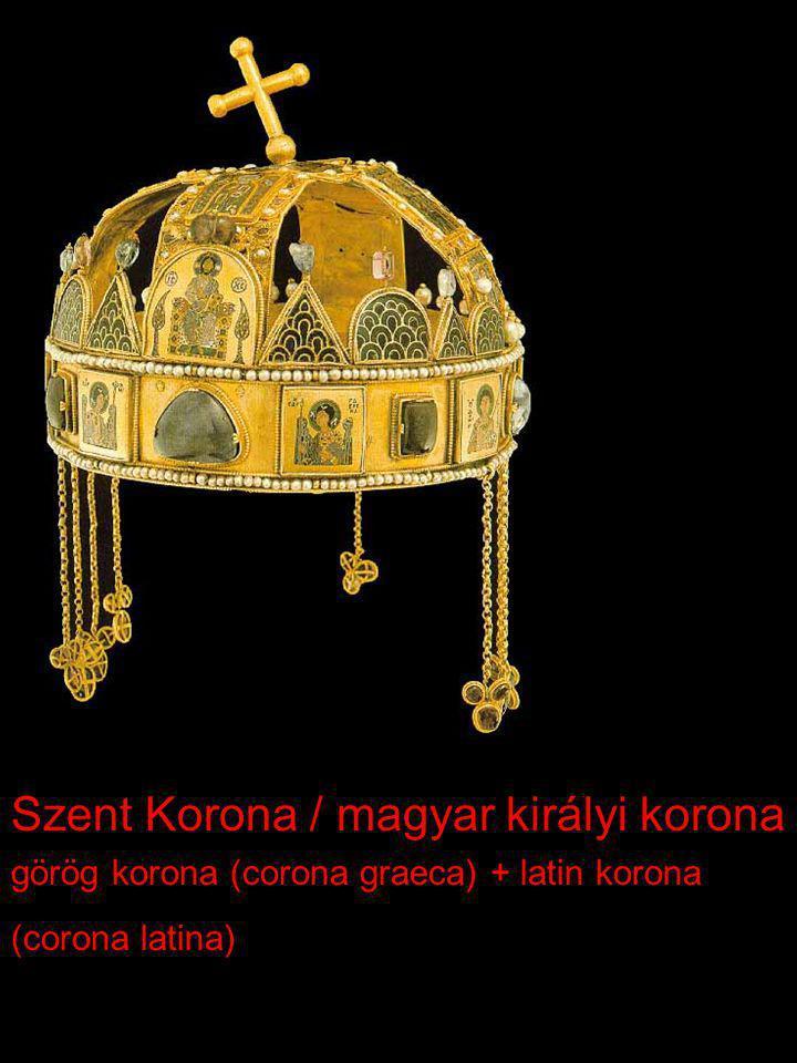 Szent Korona / magyar királyi korona