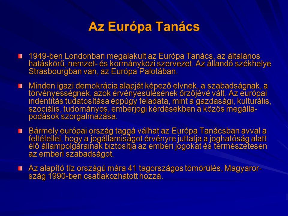 Az Európa Tanács