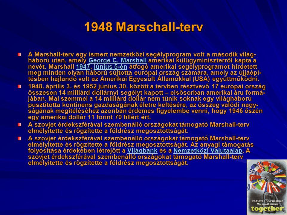 1948 Marschall-terv