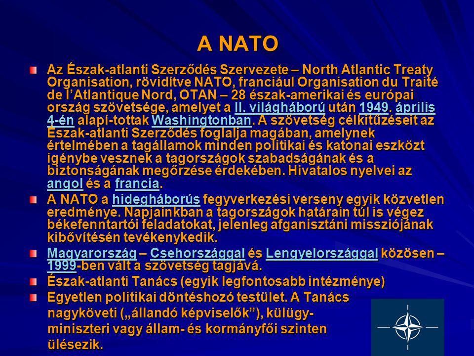 A NATO