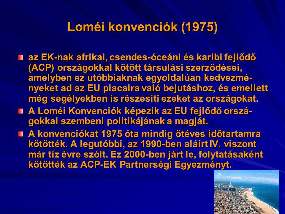 Loméi konvenciók (1975)
