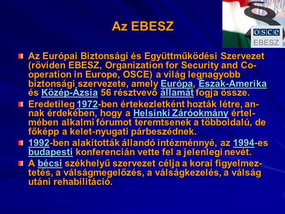Az EBESZ