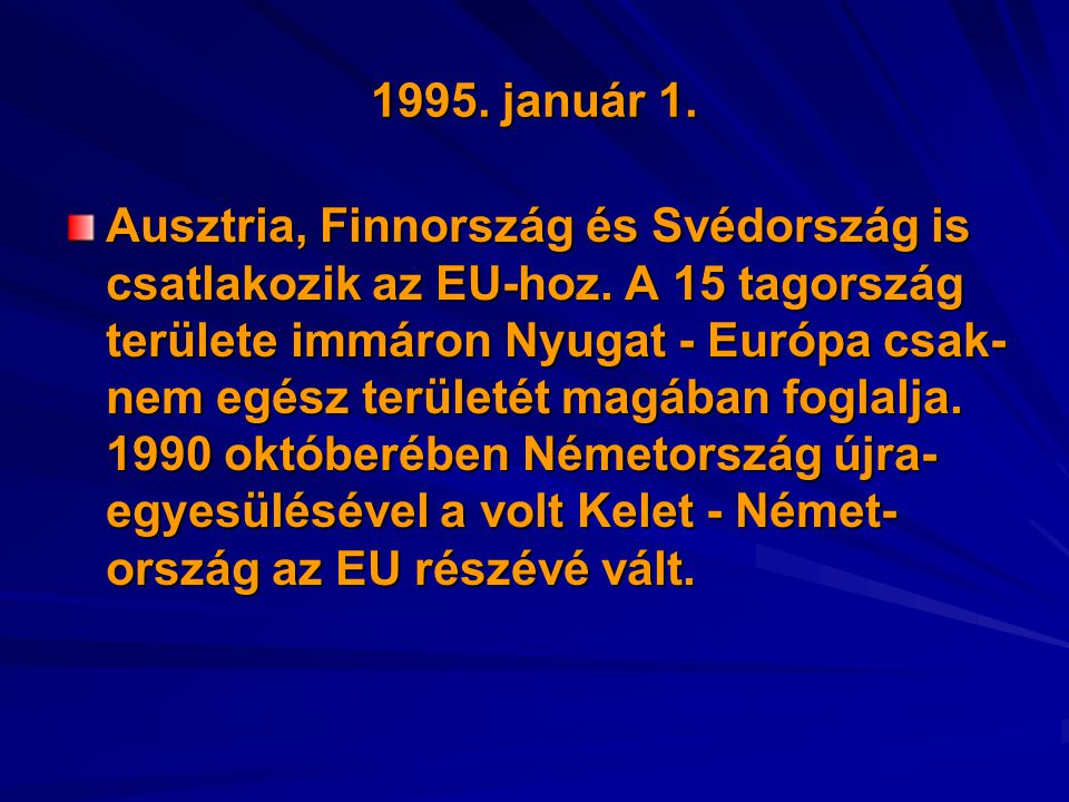 1995. január 1.