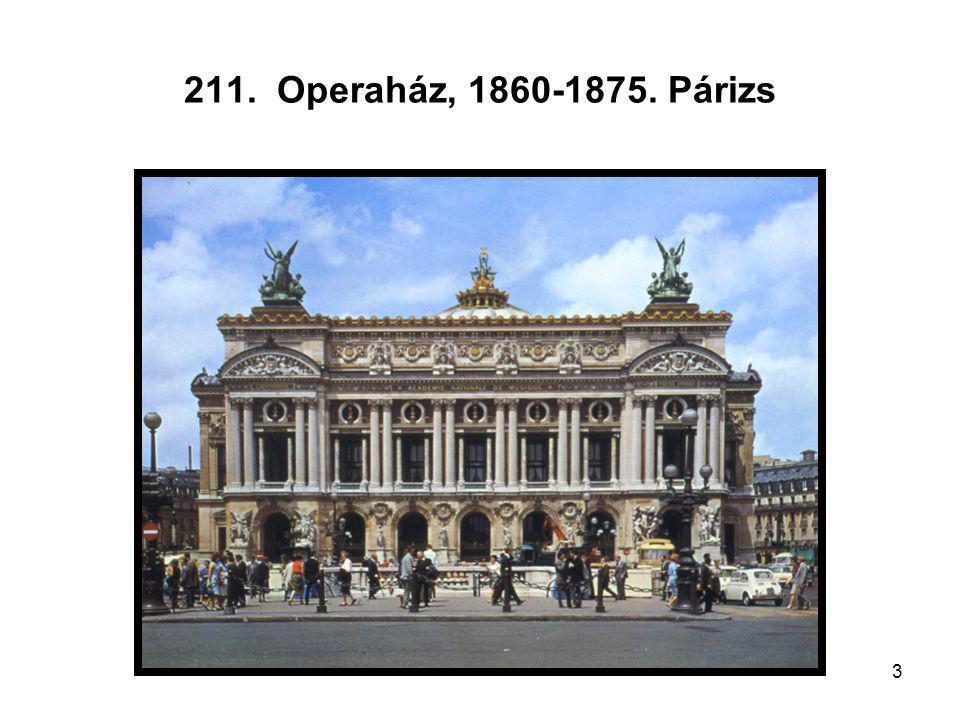 211. Operaház, 1860-1875. Párizs