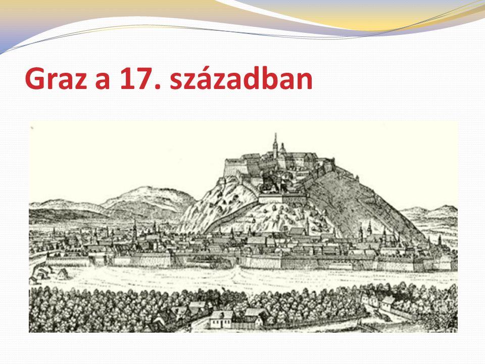 Graz a 17. században
