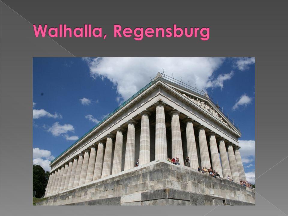 Walhalla, Regensburg